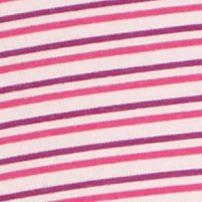 Women: Cotton Sale: Berry Stripe DKNY Downtown Cotton Bikini - 543114