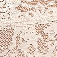 Women: Designer Sale: Nude DKNY Signature Lace Boyshort - 545000