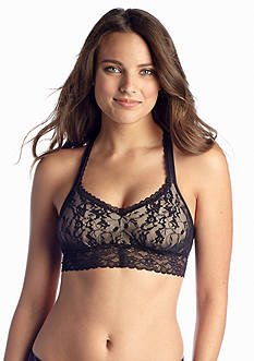 DKNY Signature Lace T-Back Bralette 735233.