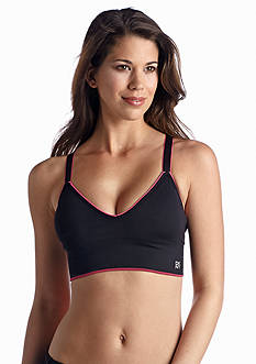DKNY Seamless Racer Back Sports Bra -  835002
