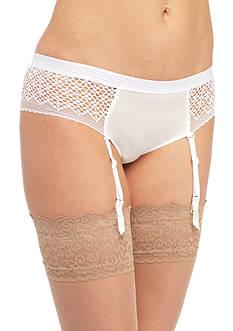 DKNY Sheer Lace Cheeky Garter - DK2011