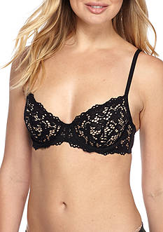 DKNY Classic Lace Underwire Demi- DK4008