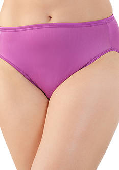 Vanity Fair® Body Shine Illumination Hi-Cut Brief - 13108