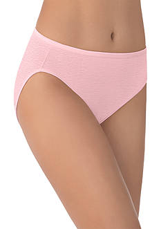 Vanity Fair® Body Shine Illumination Hi-Cut Briefs - 13108