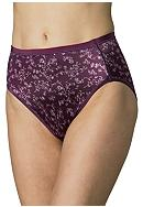 Vanity Fair® Body Caress Hi-Cut Brief -