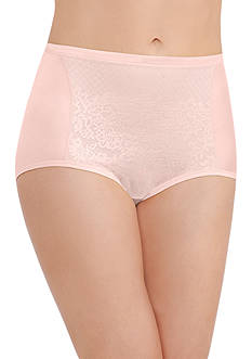 Vanity Fair® Smoothing Comfort with Lace Brief - 13262