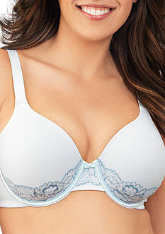 Vanity Fair® Beauty Back Smoother with Lace Underwire Bra -  0076382