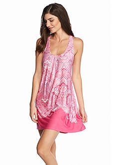 ND® Intimates Criss Cross Back Chemise