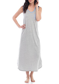 Karen Neuburger Maxi Tank Sleep Gown