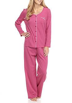 Karen Neuburger Cardigan Pajama Set