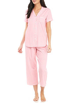 Karen Neuburger Girlfriend Capri PJ Set