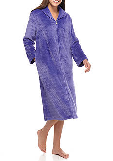 Karen Neuburger Diamond Plush Robe