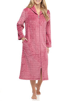 Karen Neuburger Diamond Plush Robe