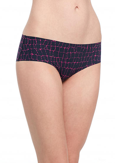 Calvin Klein Invisible Print Hipsters - D3508