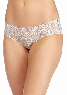Calvin Klein Invisible Print Hipster - D3508