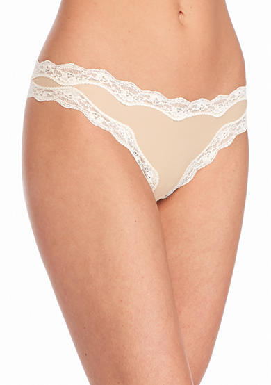 Calvin Klein Thong with Lace - QD3536