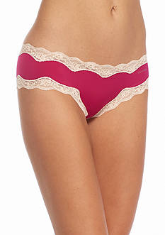Calvin Klein Cheeky Hipster with Lace - QD3538
