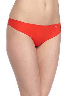 Calvin Klein Invisibles Thong 3-Pack - QD3558