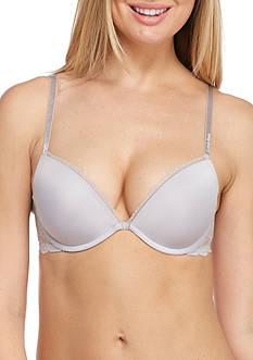 Calvin Klein Seductive Comfort Lace Push Up Bra - QF1446