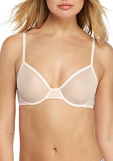 Calvin Klein Sheer Marquisette Underwire Bra - QF1680