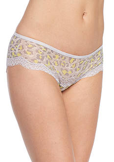Calvin Klein Sheer Marquisette Lace Hipster - QF1691