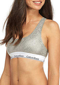 Calvin Klein Modern Cotton Bralette and Bikini Gift Set - QF1693