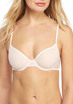 Calvin Klein Sheer Marquisette Demi Bra - QF1839