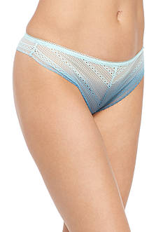 Calvin Klein Ombre Lace Thong- QF1918