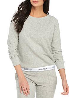 Calvin Klein Modern Cotton Sweatshirt - QS5718