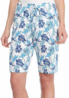 Jockey Floral Bermuda Shorts