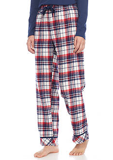 Jockey Plaid Flannel Pajama Pant