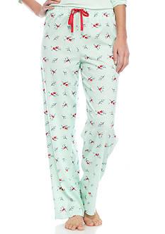 Jockey Jersey Print Long Pant