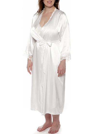 Jones New York Plus Size Bridal Robe