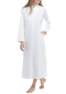 Jones New York Quilted Knit Robe