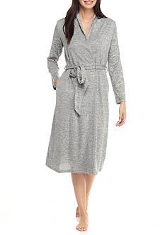 Jones New York Jersey Knit Robe