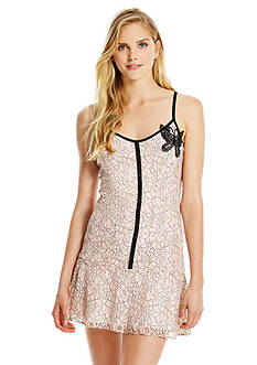 Jessica Simpson Fallen Butterfly Chemise