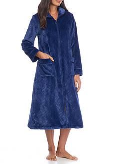 Aria Chenille Zip Robe