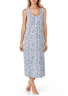 Aria Sleeveless Maxi Gown