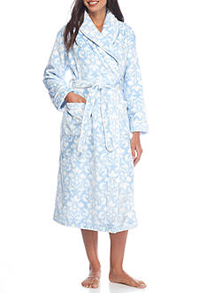 Aria Chenille Wrap Robe