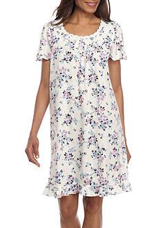 Aria Short Henley Gown