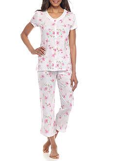 Aria Henley Capri Pajama Set