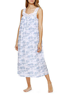Eileen West Sleeveless Cotton Lawn Ballet Gown