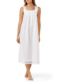 Eileen West Sleeveless Built Up Nightgown