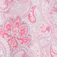 Gifts For Her: Pink Paisley Kim Rogers Plus Size Vanessa Paisley Knit Caftan