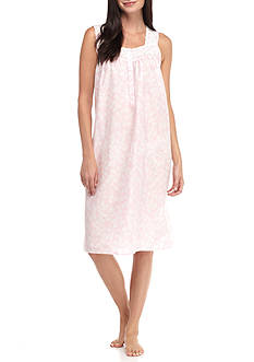 Kim Rogers Sleeveless Nightgown