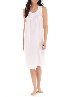 Kim Rogers Sleeveless Woven Gown