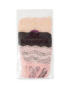 b.tempt'd by Wacoal Lace Kiss Thong 3-Pack