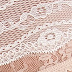 Juniors Hipster Panties: Naughty Nude b.tempt'd by Wacoal Lace Kiss Hipster - 978282