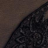 Women's Bikini Underwear: Black Lunaire Sevilla Bikini - 14032