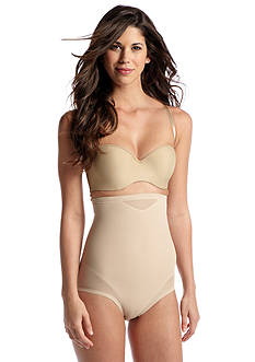 Miraclesuit Wonderful Edge Hi-Waist Brief with Sheer Inserts - 2785